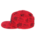 Zephyr University of Arizona Manic Snapback Hat