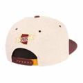 "Arizona State Sun Devils Zephyr ""Havana"" Structured Snapback Flat Bill Hat Cap"