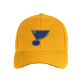 Adidas St. Louis Blues Coach STR Flexfit Hat (Yellow)