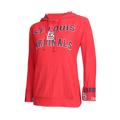 College Concept Women's St. Louis Cardinals Fairway Pajama Hoodie