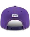 New Era Minnesota Vikings Purple 2019 NFL Sideline Road Official 9FIFTY Snapback Adjustable Hat SAVE