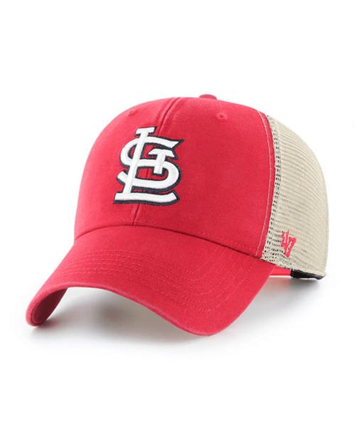 '47 St. Louis Cardinals Flagship Wash MVP Adjustable Hat