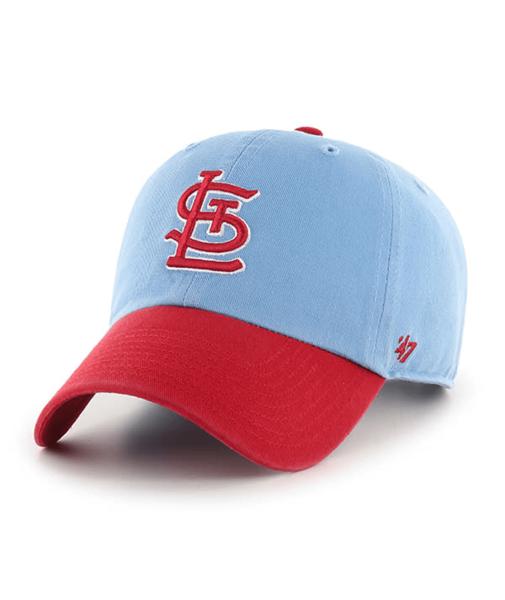 47' Brand St. Louis Cardinals Columbia Two Tone Adjustable Cap
