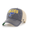 St. Louis Blues Tuscaloosa Vintage 47 Brand Clean Up Hat