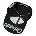 Mitchell & Ness Black NBA Orlando Magic Uniform Detail Snapback Hat