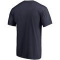 Men's St. Louis Cardinals Fanatics Branded Navy 2019 Stars & Stripes Primary Logo Banner Wave T-Shirt
