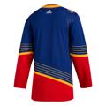 St. Louis Blues adidas Retro 2019/20 Authentic Jersey - Blue
