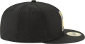Pittsburgh Pirates New Era Alternate 3 2020 Authentic Collection On-Field 59FIFTY Fitted Hat - Black