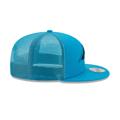 Men's New Era Blue Carolina Panthers Classic Trucker 9FIFTY Snapback Hat