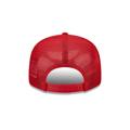 Men's Kansas City Chiefs New Era Red Classic Trucker 9FIFTY Snapback Hat