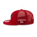 Men's New Era Red Tampa Bay Buccaneers Classic Trucker 9FIFTY Snapback Hat