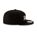 Oakland Raiders New Era Throwback 9FIFTY Adjustable Snapback Hat - Black