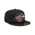 New Era 9FIFTY Baltimore Ravens Logo Tear Snapback Hat
