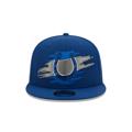 New Era 9FIFTY Indianapolis Colts Logo Tear Snapback Hat
