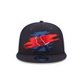 St. Louis Cardinals Bird New Era 9Fifty Logo Tear Snapback
