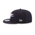 Men's New York Yankees New Era Navy Logo Tear 950 Snapback Hat