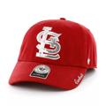 Women's '47 Brand St. Louis Cardinals Sparkle Adjustable Cap