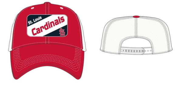 St. Louis Cardinals Woodlawn Youth 47 Brand Hat