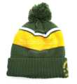Picture of Green Bay Packers Callout Cuff Pom Pom Knit by New Era