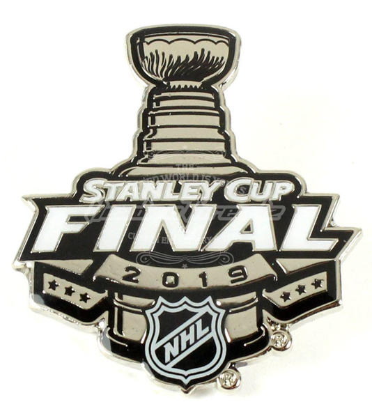 Picture of 2019 Stanley Cup Finals Logo Pin