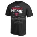 Picture of Men's St. Louis Cardinals Majestic Black 2019 Division Series Winner Locker Room T-Shirt