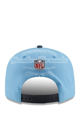 NFL '17 9Fifty Tenessee Titans Sideline Snapback Hat