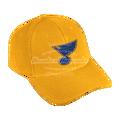 Adidas St. Louis Blues Coach STR Flexfit Hat (Yellow)