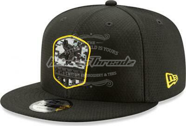 New Era Minnesota Vikings 19 Black STS Snapback Cap 9fifty OSFM Limited Edition